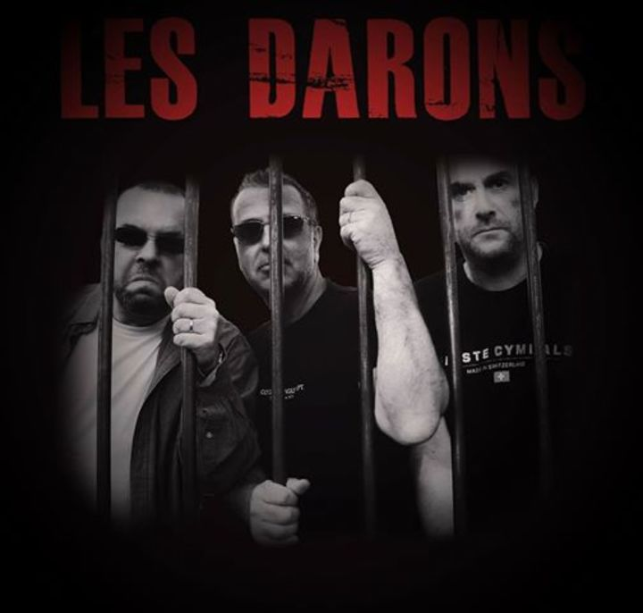 Les Darons Tour Dates