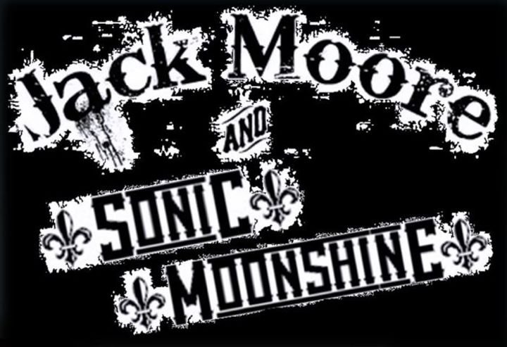 Jack Moore and Sonic Moonshine Tour Dates