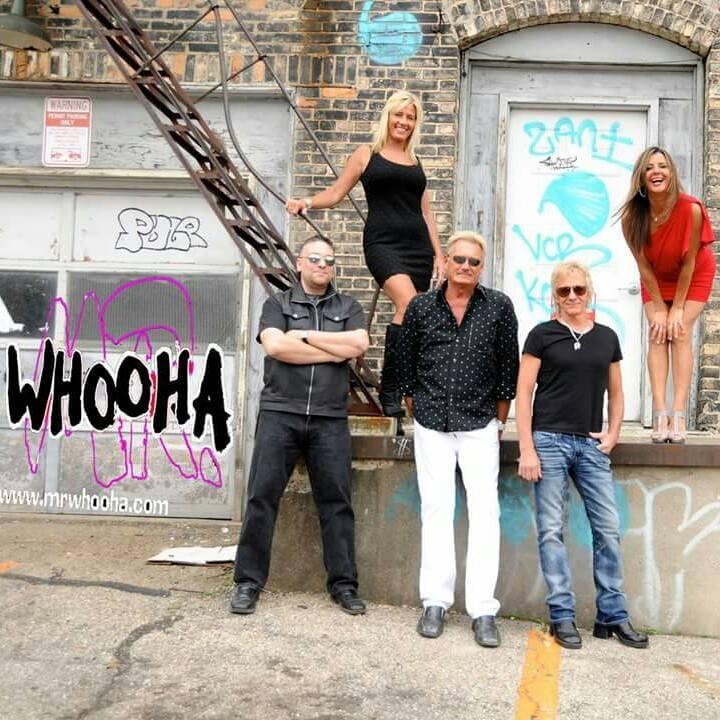 Mr Whooha Tour Dates