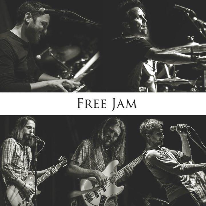 Free Jam Tour Dates