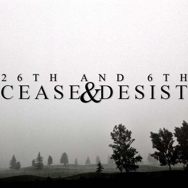 Cease & Desist Tour Dates