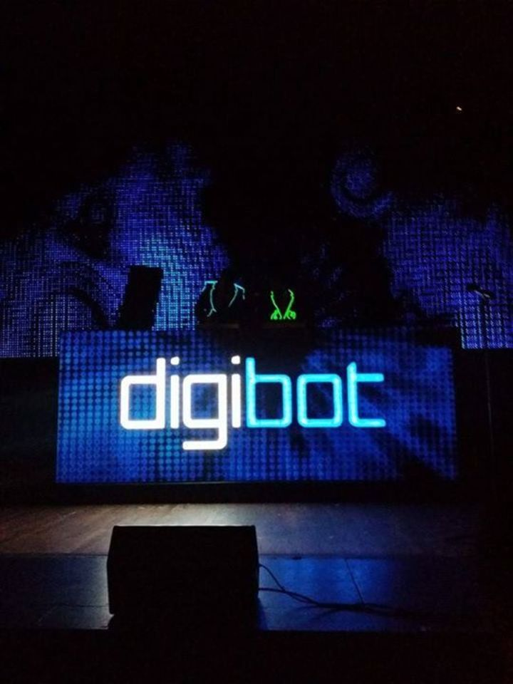 Digibot Tour Dates