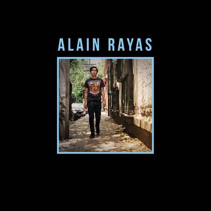 Alain Rayas Tour Dates