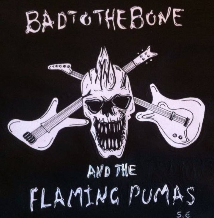 Badtothebone and The Flaming Pumas Tour Dates