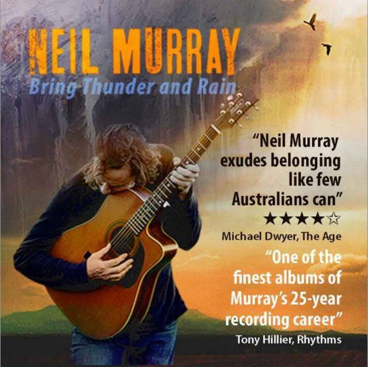Neil Murray Tour Dates