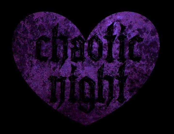 Chaotic Night Tour Dates