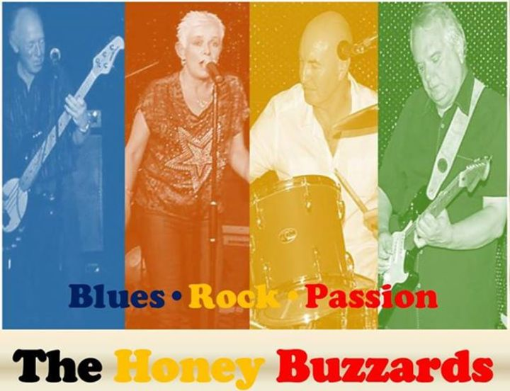 the Honey Buzzards Tour Dates