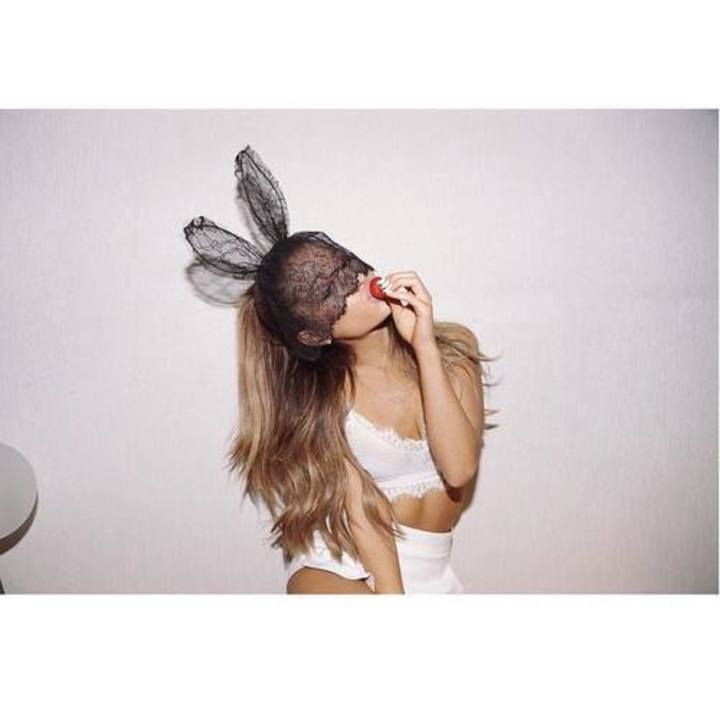 Ariana Grande-Fan Club Tour Dates