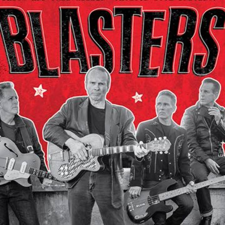 The Blasters Tour Dates