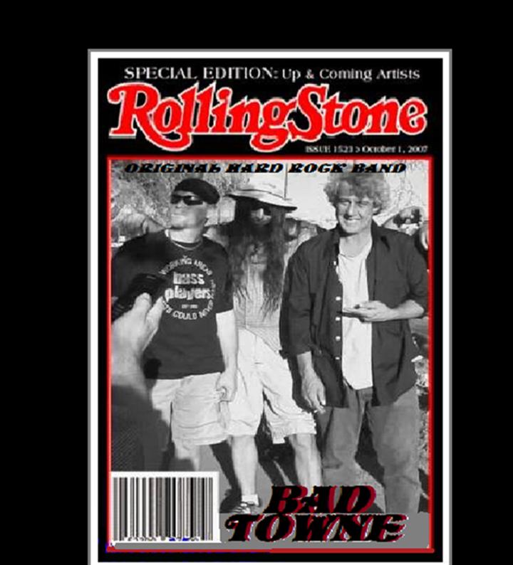 Bad Towne Tour Dates