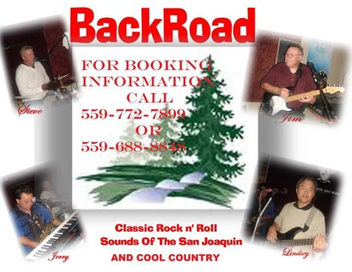 The Backroad Band Tour Dates