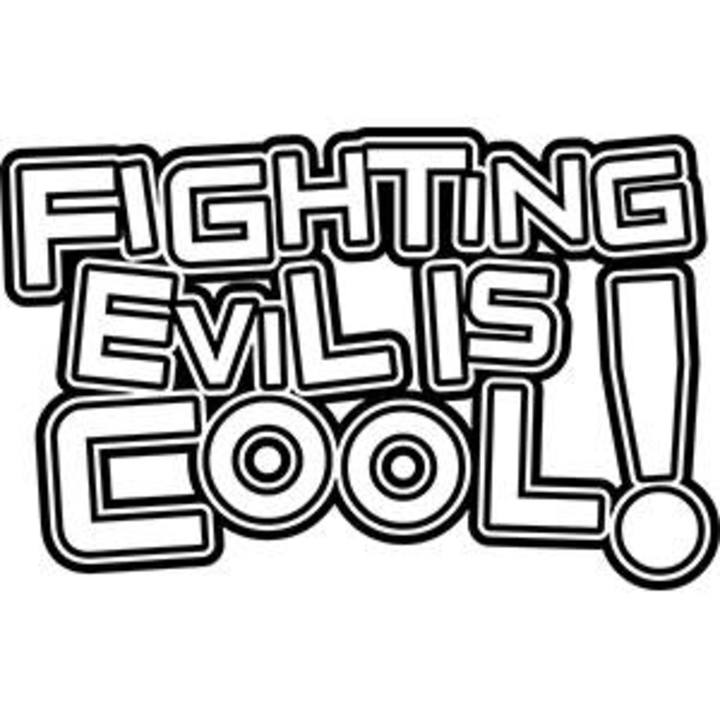 FIGHTING EVIL IS COOL! Tour Dates