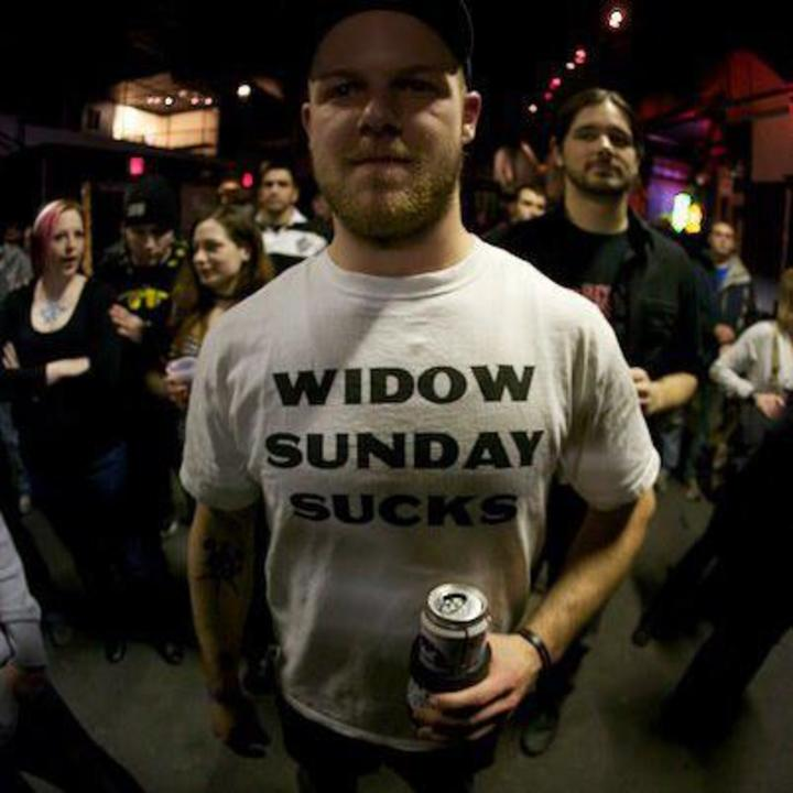 Widow Sunday Tour Dates
