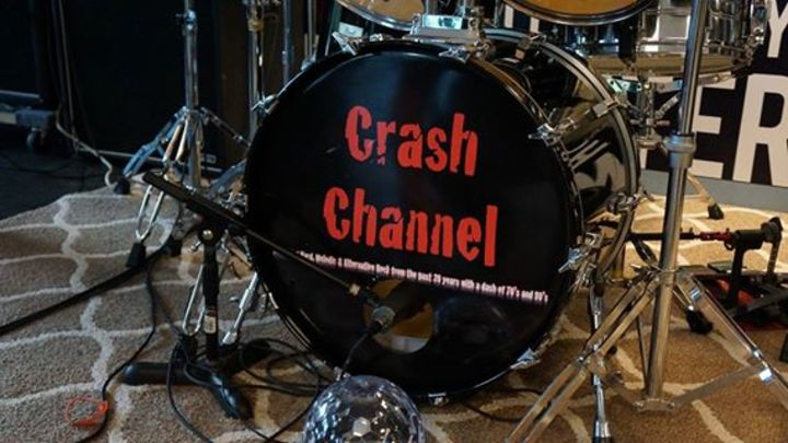 Crash Channel Tour Dates