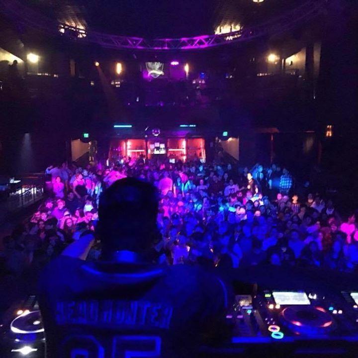 DJ Adminh Tour Dates