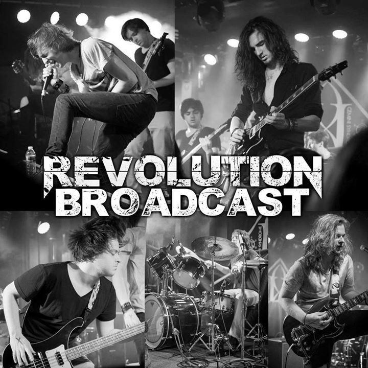 Revolution Broadcast Tour Dates
