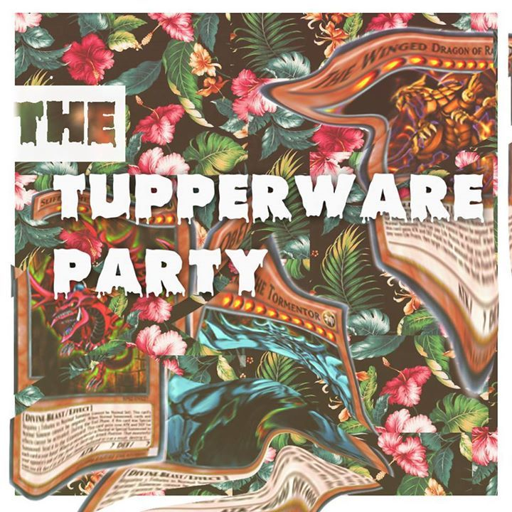 The Tupperware Party Tour Dates