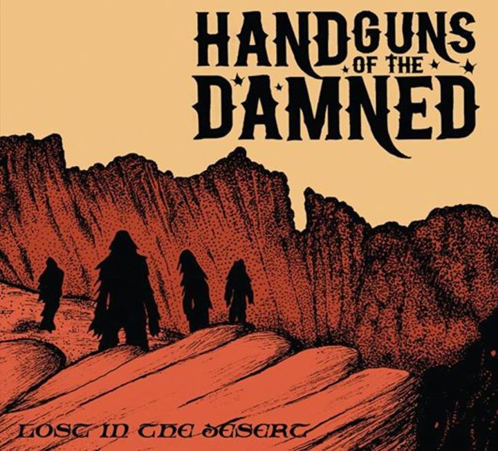 HANDGUNS OF THE DAMNED Tour Dates