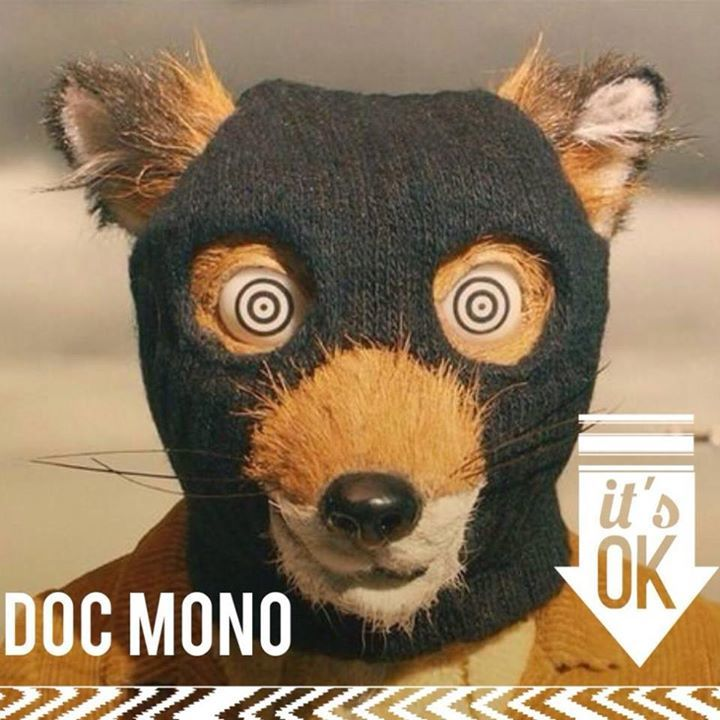 docMono Tour Dates