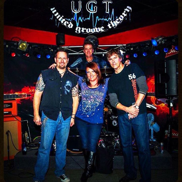 United Groove Theory UGT Tour Dates
