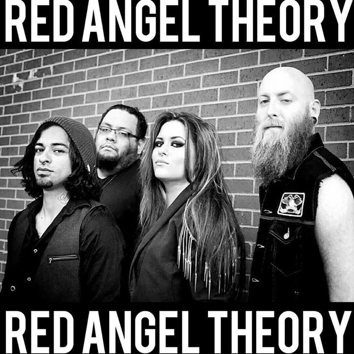 Red Angel Theory Tour Dates