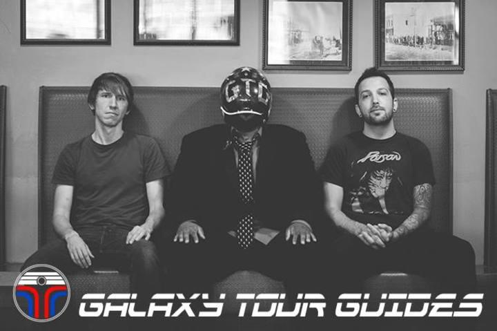 Galaxy Tour Guides Tour Dates