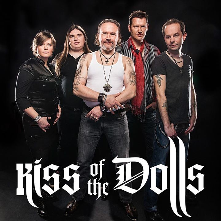 Kiss of the Dolls Tour Dates