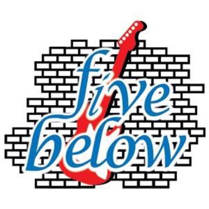 Five Below Band Tour Dates