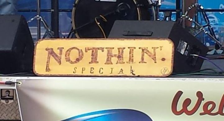 Nothin Special Band Tour Dates