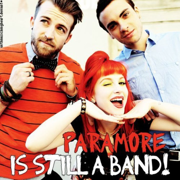HARDCORE PARAMORE FANS Tour Dates