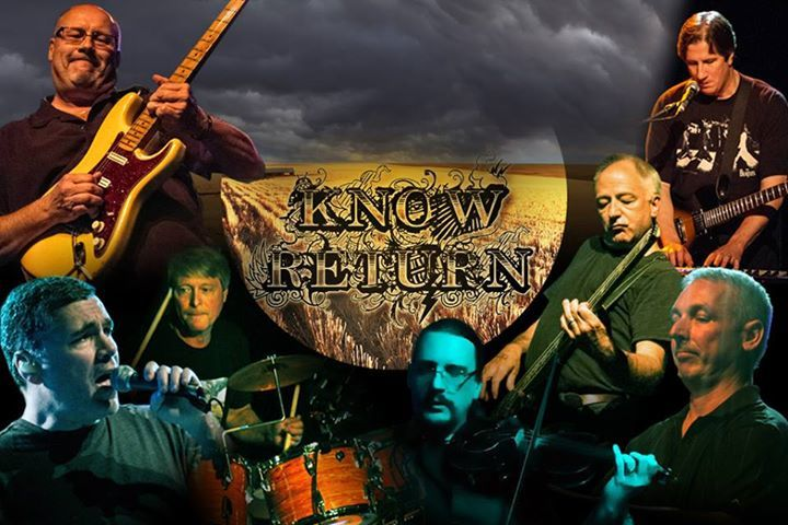 Know Return - Kansas Tribute Band Tour Dates