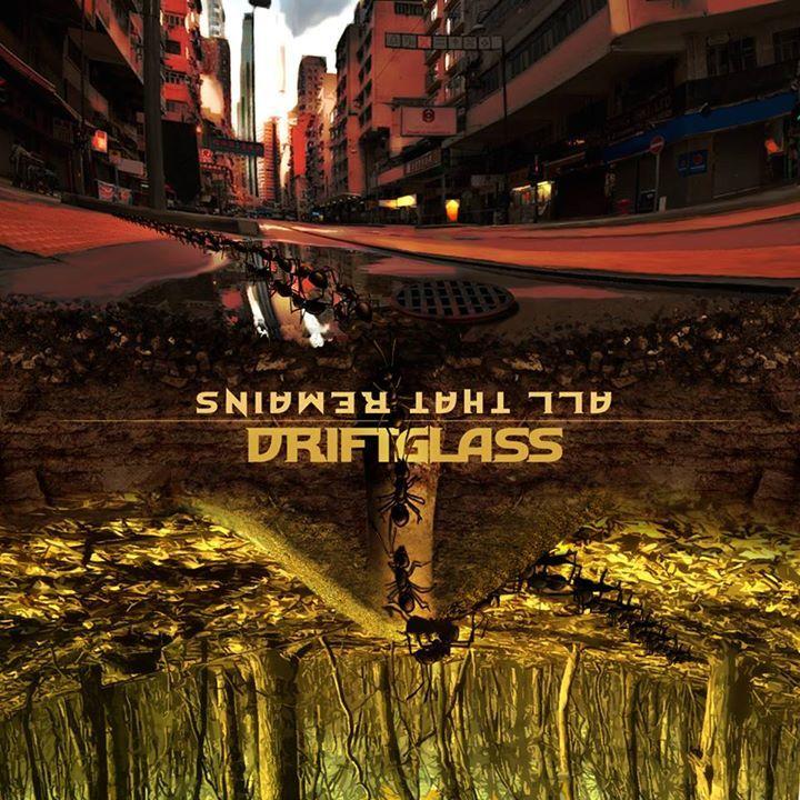 Driftglass Tour Dates