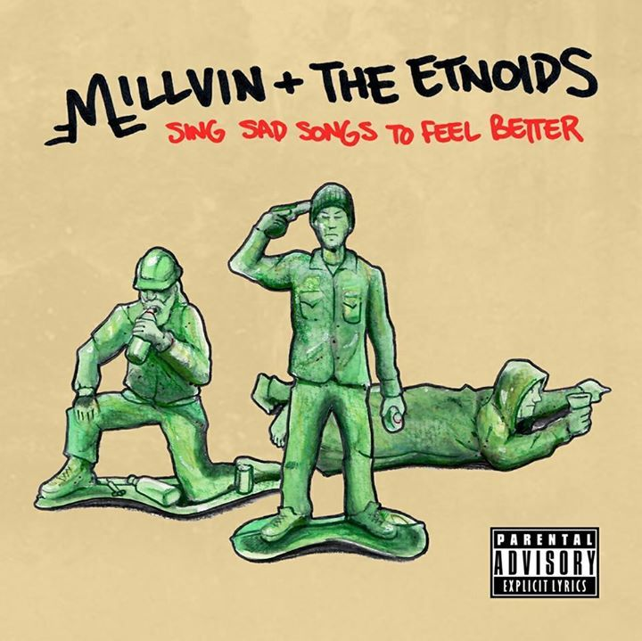 Millvin and the Etnoids Tour Dates
