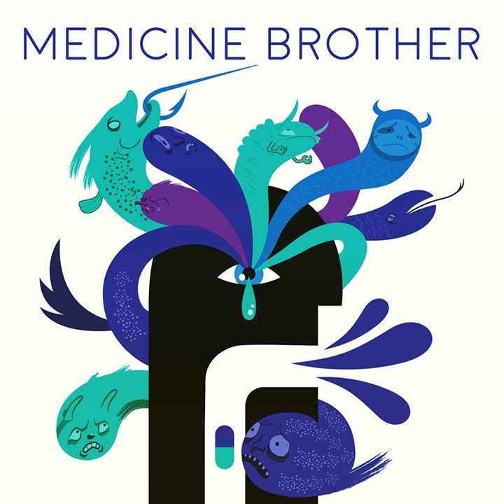 Medicine Brother Tour Dates