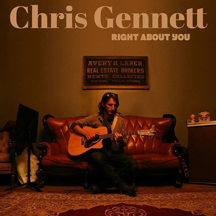 Chris Gennett - Music Tour Dates