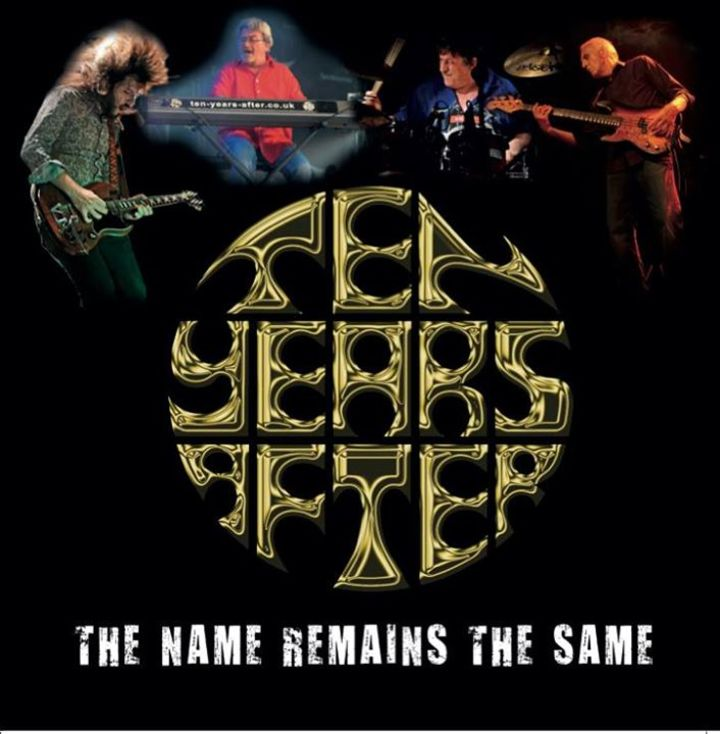 Ten Years After @ THEATRE DE MONTROUGE - Montrouge, France