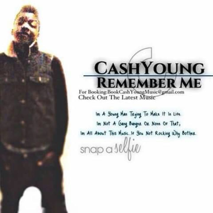 Cash Young Tour Dates