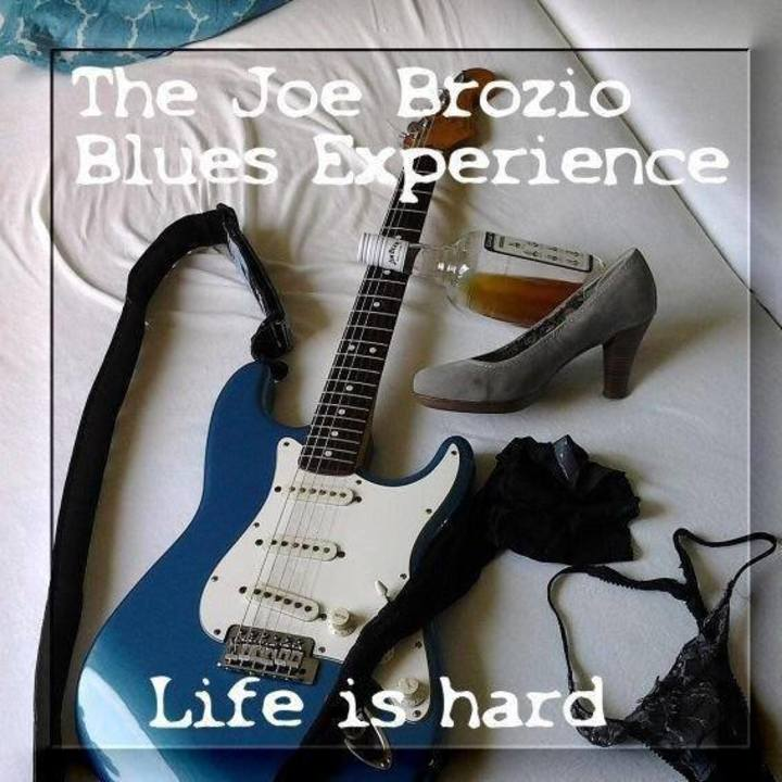 Joe Brozio Blues Experience Tour Dates