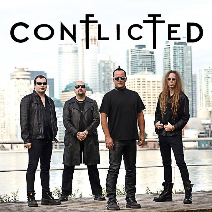 CONFLICTED.ca Tour Dates