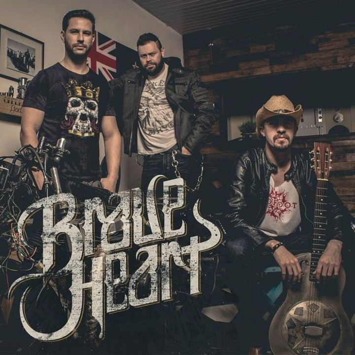BraveHeart : Heavy Rock Band Tour Dates