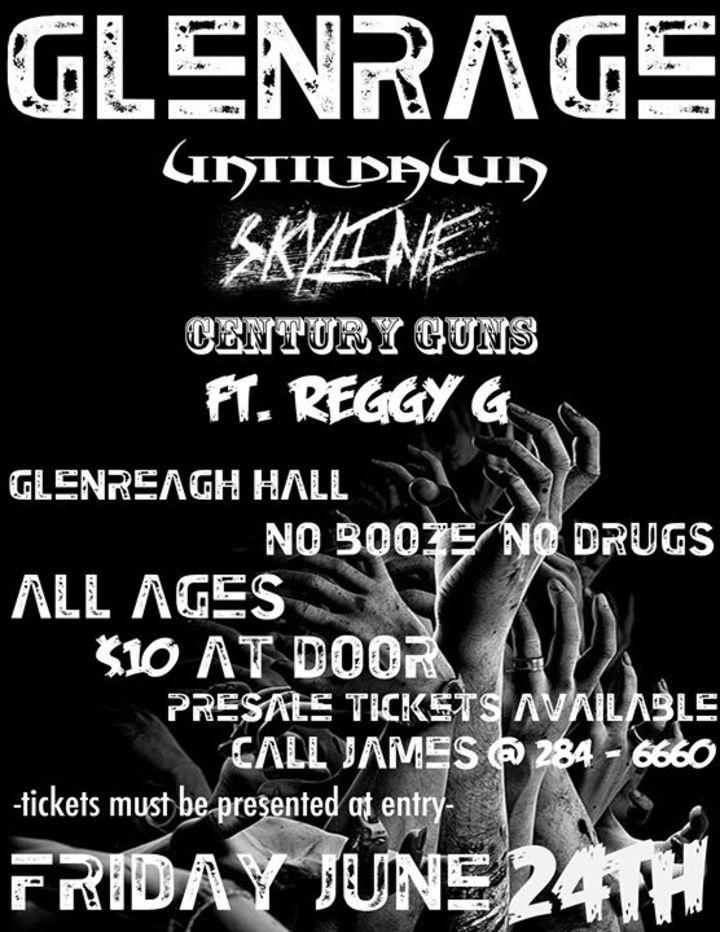 Century Guns Tour Dates