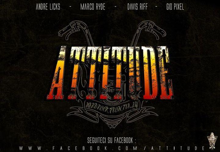 Attitude Tour Dates
