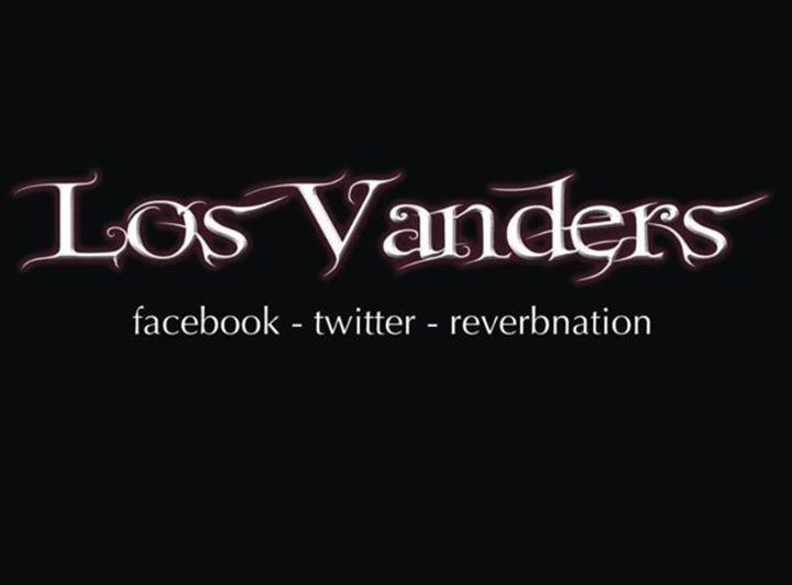 Los Vanders Tour Dates