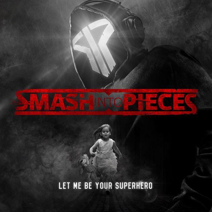 Smash Into Pieces Tour Dates