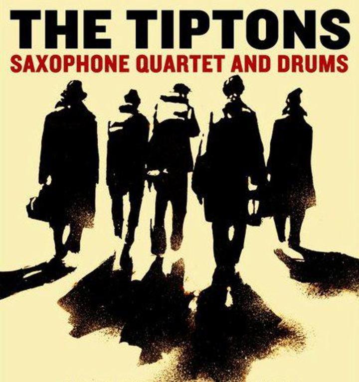 The Tiptons Sax Quartet Tour Dates