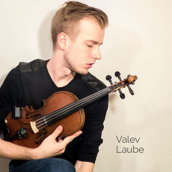 Valev Laube Music Tour Dates