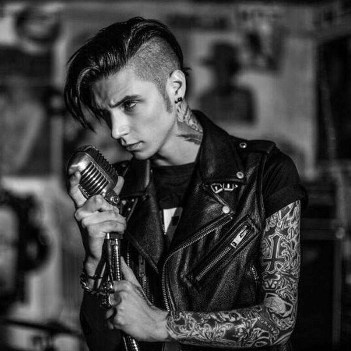 Andy Biersack Tour Dates 2017 - Upcoming Andy Biersack ...
