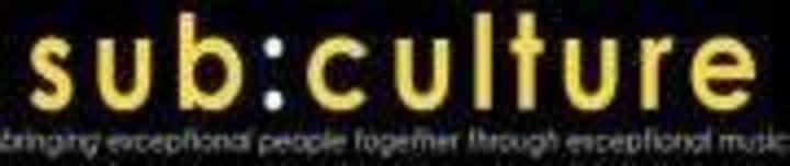 sub:culture Tour Dates