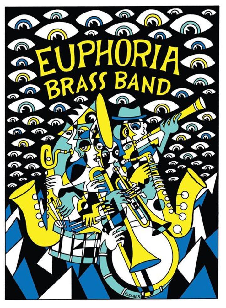 Euphoria Brass Band Tour Dates