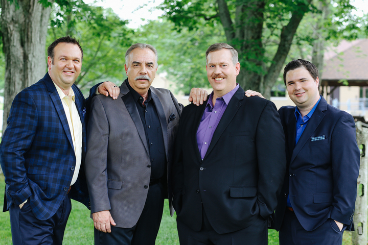 4 One Quartet @ Central Presbyterian Church  - Nevada, IA